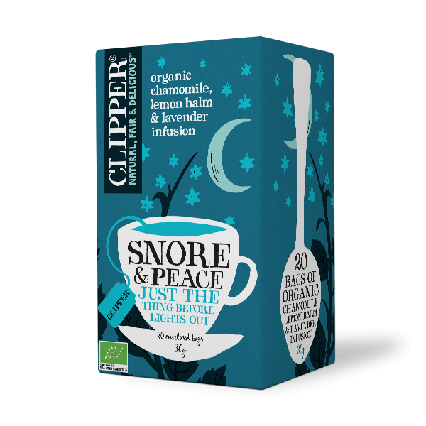 Snore and Peace Organic Infusion
