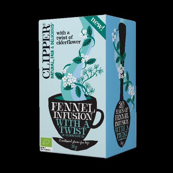 Fennel Twist Organic Infusion